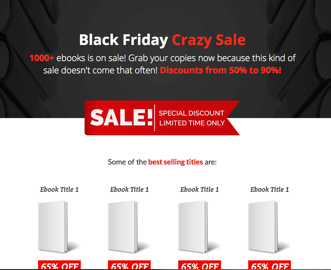 Black-Friday-Multiple-Products-Sales-Page