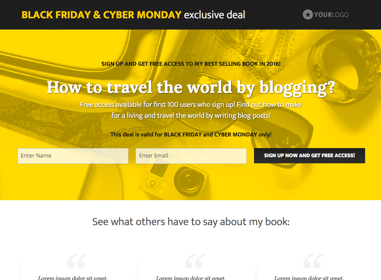 Black-Friday-Yellow-Black-Opt-in-Page
