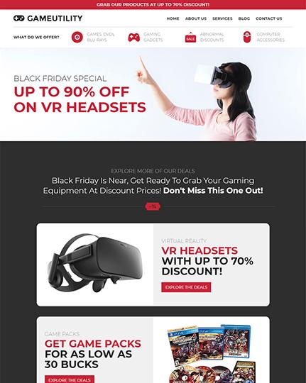 e16a8a3666 black-friday-deals-sales-page (Desktop) - The Landing Factory